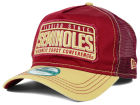 Florida State Seminoles New Era NCAA Trip Trucker 9FORTY Cap Adjustable Hats