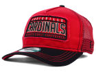 Louisville Cardinals New Era NCAA Trip Trucker 9FORTY Cap Adjustable Hats