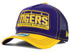 LSU Tigers New Era NCAA Trip Trucker 9FORTY Cap Adjustable Hats
