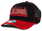 Georgia Bulldogs New Era NCAA Trip Trucker 9FORTY Cap Adjustable Hats