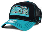 Coastal Carolina Chanticleers New Era NCAA Trip Trucker 9FORTY Cap Adjustable Hats