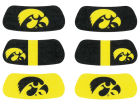 Iowa Hawkeyes 3-pack Eyeblack Stickers Apparel & Accessories