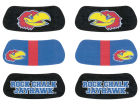 Kansas Jayhawks 3-pack Eyeblack Stickers Apparel & Accessories