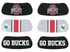 Ohio State Buckeyes 3-pack Eyeblack Stickers Apparel & Accessories