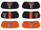 Texas Tech Red Raiders 3pk Eyeblack Stickers Apparel & Accessories