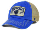 Milwaukee Brewers '47 MLB Goin Yard Mesh '47 CLEAN UP Cap Adjustable Hats