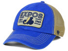 Montreal Expos '47 MLB Goin Yard Mesh '47 CLEAN UP Cap Adjustable Hats