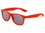 LiDS Eyewear USA Big Red Sunglasses