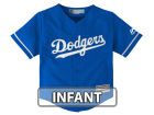 Los Angeles Dodgers Majestic MLB Infant Blank Replica CB Jersey Infant Apparel