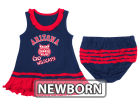 Arizona Wildcats NCAA Newborn Ruffle Tank Dress Infant Apparel