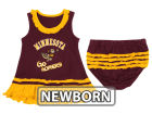 Minnesota Golden Gophers NCAA Newborn Ruffle Tank Dress Infant Apparel