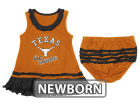 Texas Longhorns NCAA Newborn Ruffle Tank Dress Infant Apparel