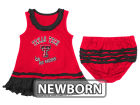 Texas Tech Red Raiders NCAA Newborn Ruffle Tank Dress Infant Apparel