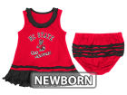 North Carolina State Wolfpack NCAA Newborn Ruffle Tank Dress Infant Apparel