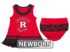 Rutgers Scarlet Knights NCAA Newborn Ruffle Tank Dress Infant Apparel