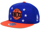 New York Knicks Mitchell and Ness NBA Stars Team Snapback Hat Adjustable Hats