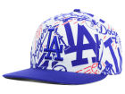 Los Angeles Dodgers '47 MLB Bravado Snapback Cap Hats