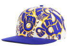 Milwaukee Brewers '47 MLB Bravado Snapback Cap Hats