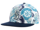 Seattle Mariners '47 MLB Bravado Snapback Cap Hats