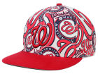 Washington Nationals '47 MLB Bravado Snapback Cap Hats