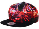 NBA All Star Mitchell and Ness NYC City Snapback Hat Adjustable Hats