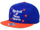 NBA All Star Mitchell and Ness Branded All Star Snapback Hat Adjustable Hats