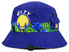 Golden State Warriors New Era NBA HWC Sub Banded Bucket Hats