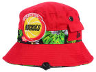 Houston Rockets New Era NBA HWC Sub Banded Bucket Hats