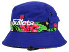 Washington Bullets New Era NBA HWC Sub Banded Bucket Hats