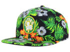 Boston Celtics New Era NBA HWC Bloom 9FIFTY Snapback Cap Adjustable Hats