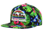 Denver Nuggets New Era NBA HWC Bloom 9FIFTY Snapback Cap Adjustable Hats
