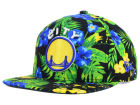 Golden State Warriors New Era NBA HWC Bloom 9FIFTY Snapback Cap Adjustable Hats