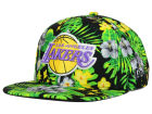 Los Angeles Lakers New Era NBA HWC Bloom 9FIFTY Snapback Cap Adjustable Hats