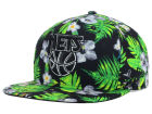 New Jersey Nets New Era NBA HWC Bloom 9FIFTY Snapback Cap Adjustable Hats