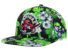 Toronto Raptors New Era NBA HWC Bloom 9FIFTY Snapback Cap Adjustable Hats