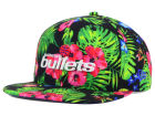 Washington Bullets New Era NBA HWC Bloom 9FIFTY Snapback Cap Adjustable Hats