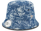 New Era Branded Palm Tree Bucket Hats
