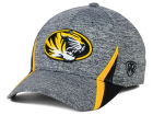 Missouri Tigers Top of the World NCAA HOTD M-Fit Cap Stretch Fitted Hats