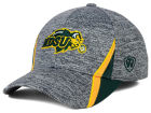 North Dakota State Bison Top of the World NCAA HOTD M-Fit Cap Stretch Fitted Hats