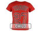 Los Angeles Angels of Anaheim Mike Trout Majestic MLB Kids Official Player T-Shirt T-Shirts