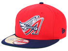 Los Angeles Angels of Anaheim New Era MLB The Big Stage 9FIFTY Snapback Cap Adjustable Hats