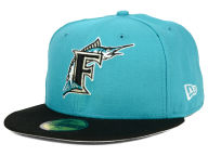 New Era MLB Anniversary Patch 59FIFTY Cap Fitted Hats