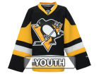 Pittsburgh Penguins Reebok NHL Youth Premier Jersey Jerseys