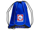 Philadelphia 76ers Concept One Doubleheader Drawstring Backsack Luggage, Backpacks & Bags