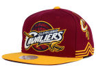 Cleveland Cavaliers Mitchell and Ness NBA Game Day Snapback Cap Adjustable Hats