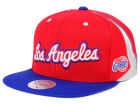 Los Angeles Clippers Mitchell and Ness NBA Game Day Snapback Cap Adjustable Hats