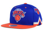 New York Knicks Mitchell and Ness NBA Game Day Snapback Cap Adjustable Hats