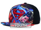 DC Comics Superman Youth Boys Character Sub Snapback Hat Hats