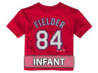 Texas Rangers Prince Fielder Outerstuff MLB Infant Official Player T-Shirt Infant Apparel
