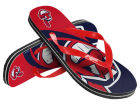 Cleveland Indians Forever Collectibles Big Logo Flip Flop 2015 Apparel & Accessories